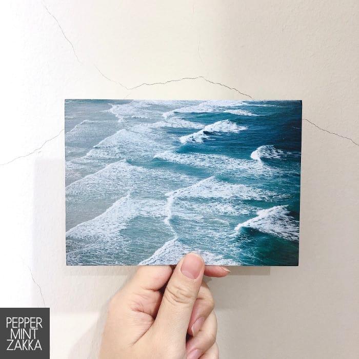 Lurveau Postcard